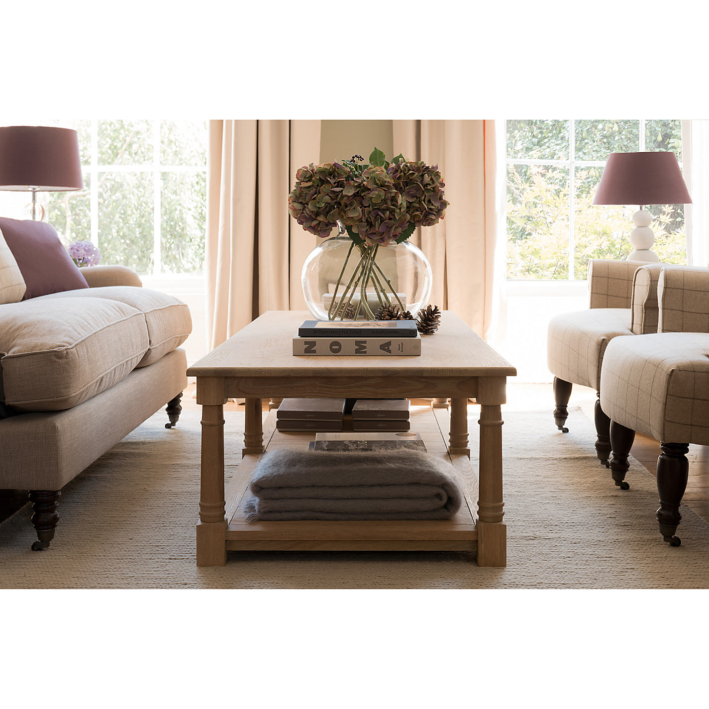 Buy Neptune Edinburgh Living & Dining Furniture Range