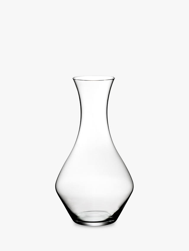 Buy Riedel Cabernet Single Crystal​ ​Glass​ ​Decanter, 1.1L, Clear Online at johnlewis.com
