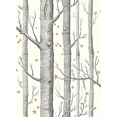 Image of Cole & Son Woods & Stars Wallpaper