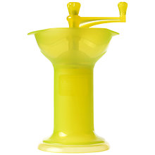 Buy Kidsme Food Grinder, Lime Online at johnlewis.com