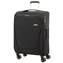 Buy Samsonite B-Lite 3 4-Wheel 71cm Medium Suitcase Online at johnlewis.com