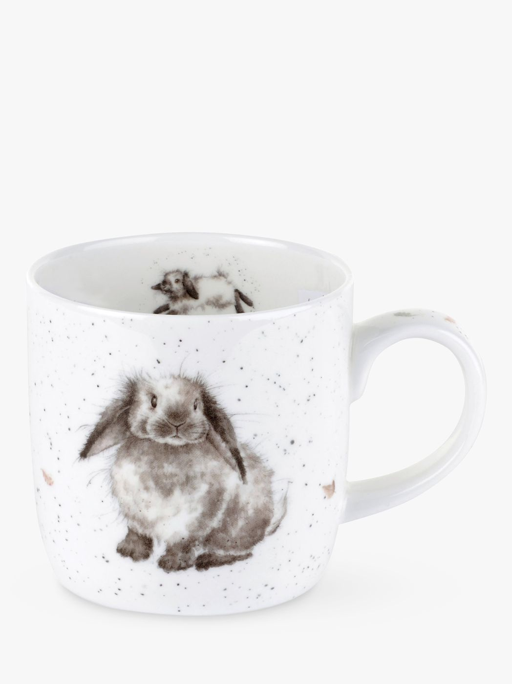 Royal Worcester Wrendale Bunny Mug Bluewater 1631100 : 234345044zoom from bluewater.co.uk size 1000 x 1000 jpeg 53kB