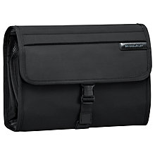 Buy Briggs & Riley Deluxe Wash Bag Online at johnlewis.com