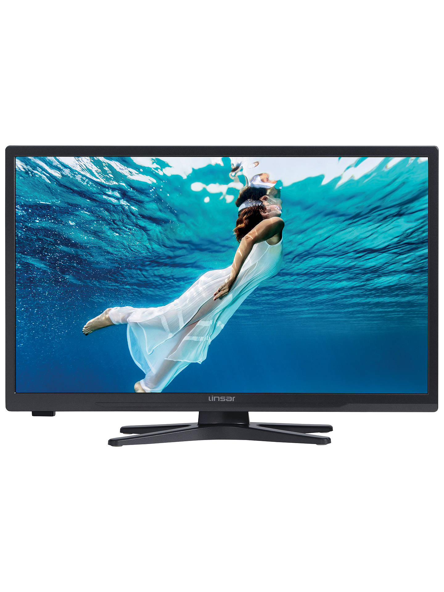 Linsar 28LED3000 LED HD Ready Smart TV/DVD Combi, 28\