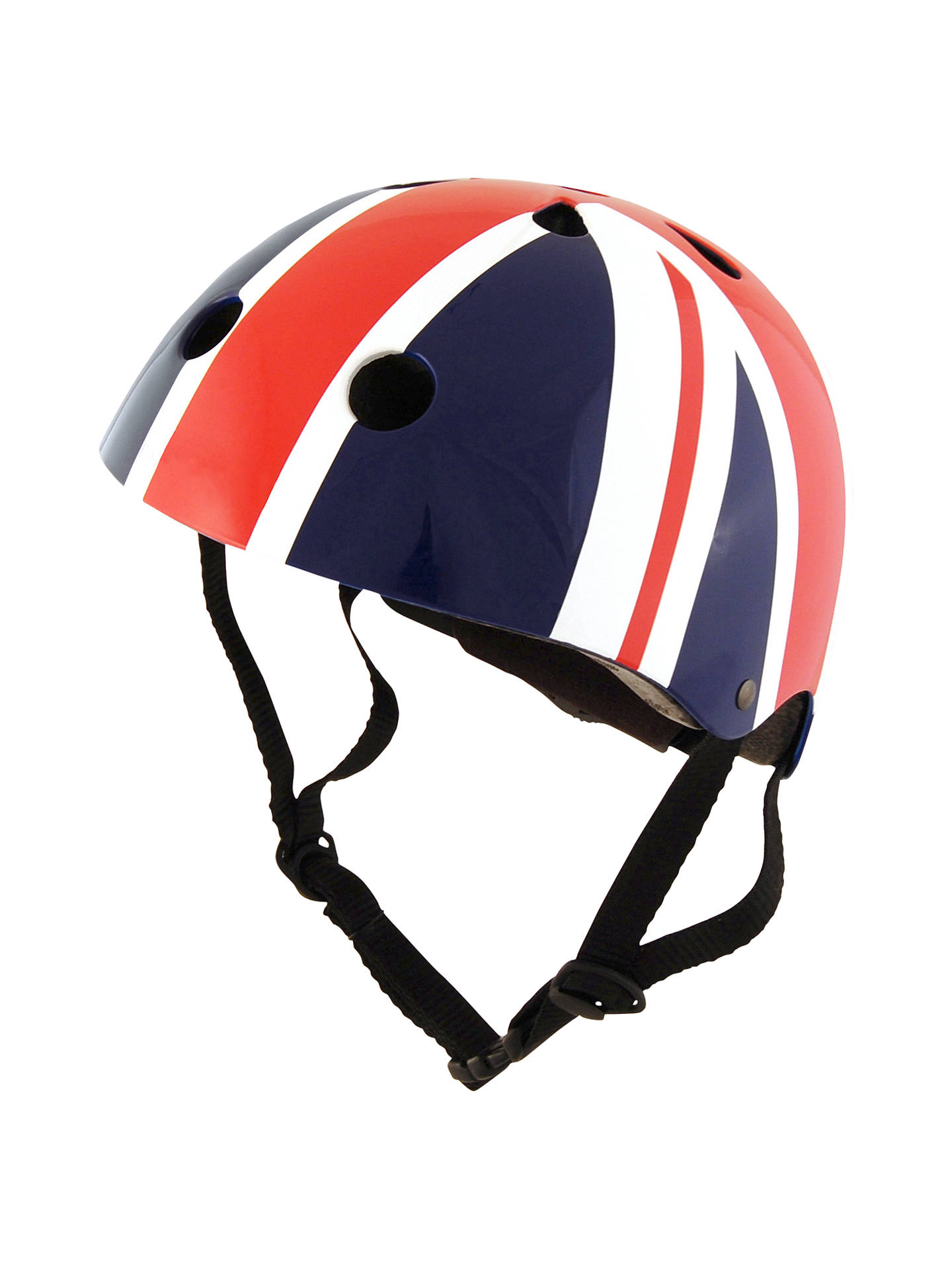 BuyKiddimoto Union Jack Helmet, Small Online at johnlewis.com