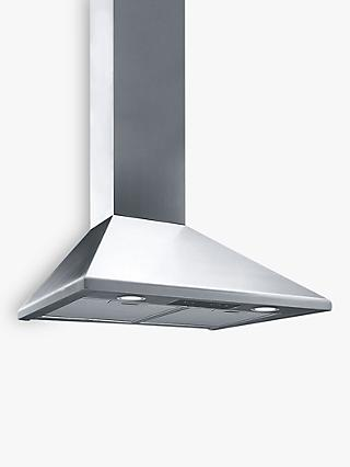 Smeg KSED65XE 60cm Chimney Cooker Hood, Stainless Steel