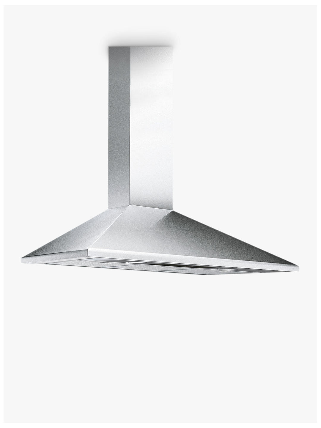 Buy Smeg KSED95XE 90cm Chimney Cooker Hood, Stainless Steel Online at johnlewis.com