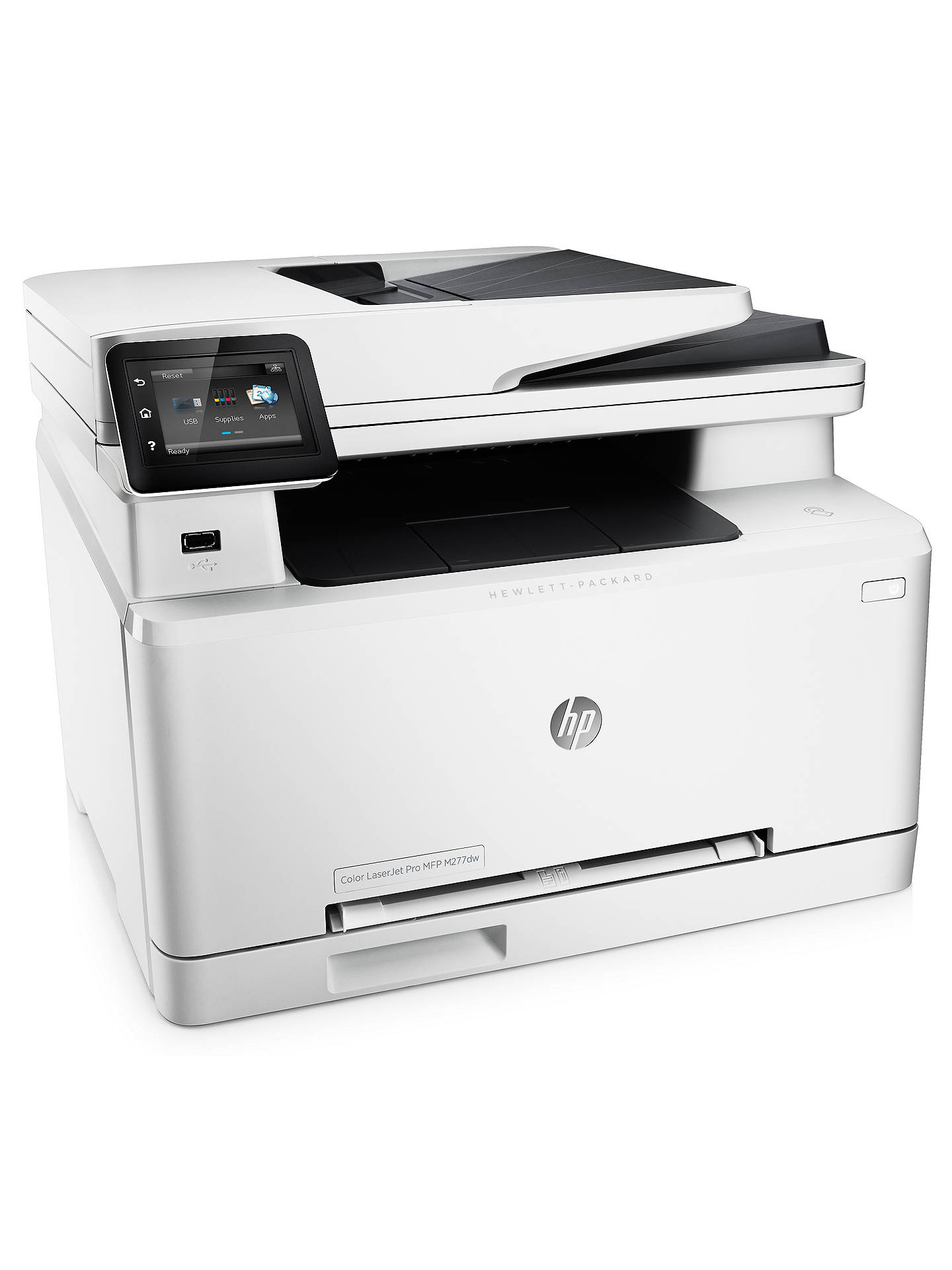 ... BuyHP LaserJet Pro M277dw Wireless Colour All-in-One Laser Printer &  Fax Machine ...