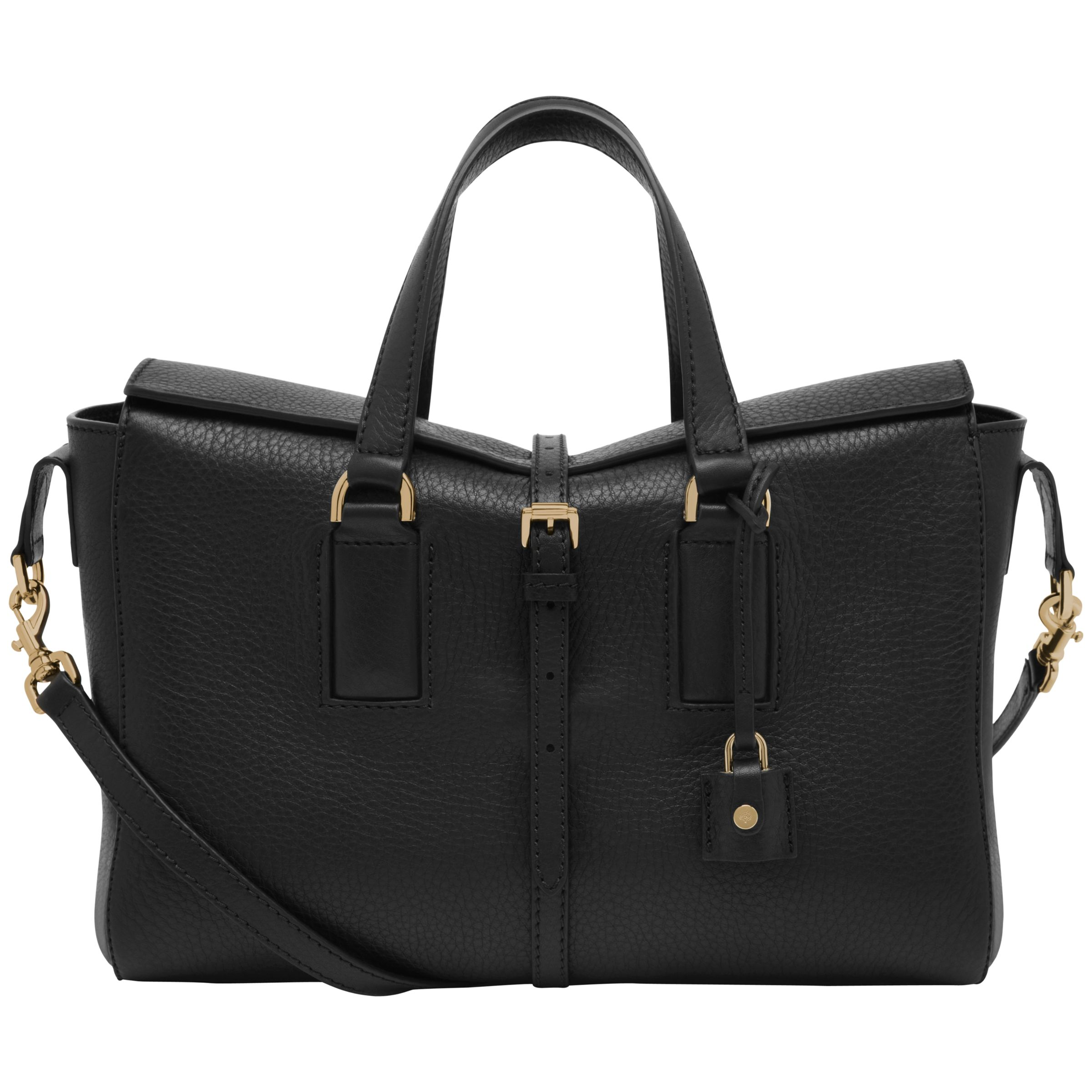 34079882c7 ... sale mulberry roxette small leather grab bag at john lewis partners  240f8 00cd9
