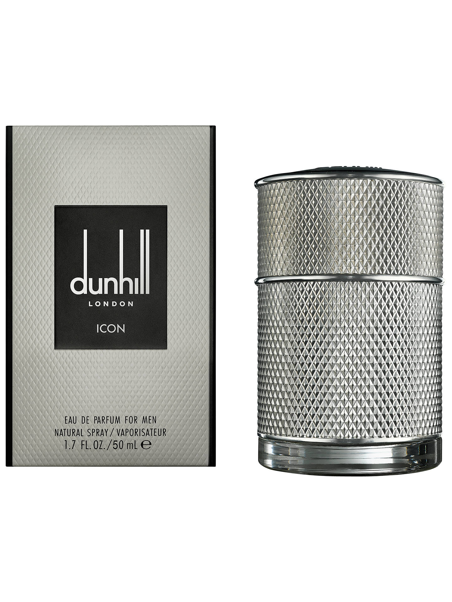 Buy Dunhill London ICON Eau de Parfum, 50ml Online at johnlewis.com