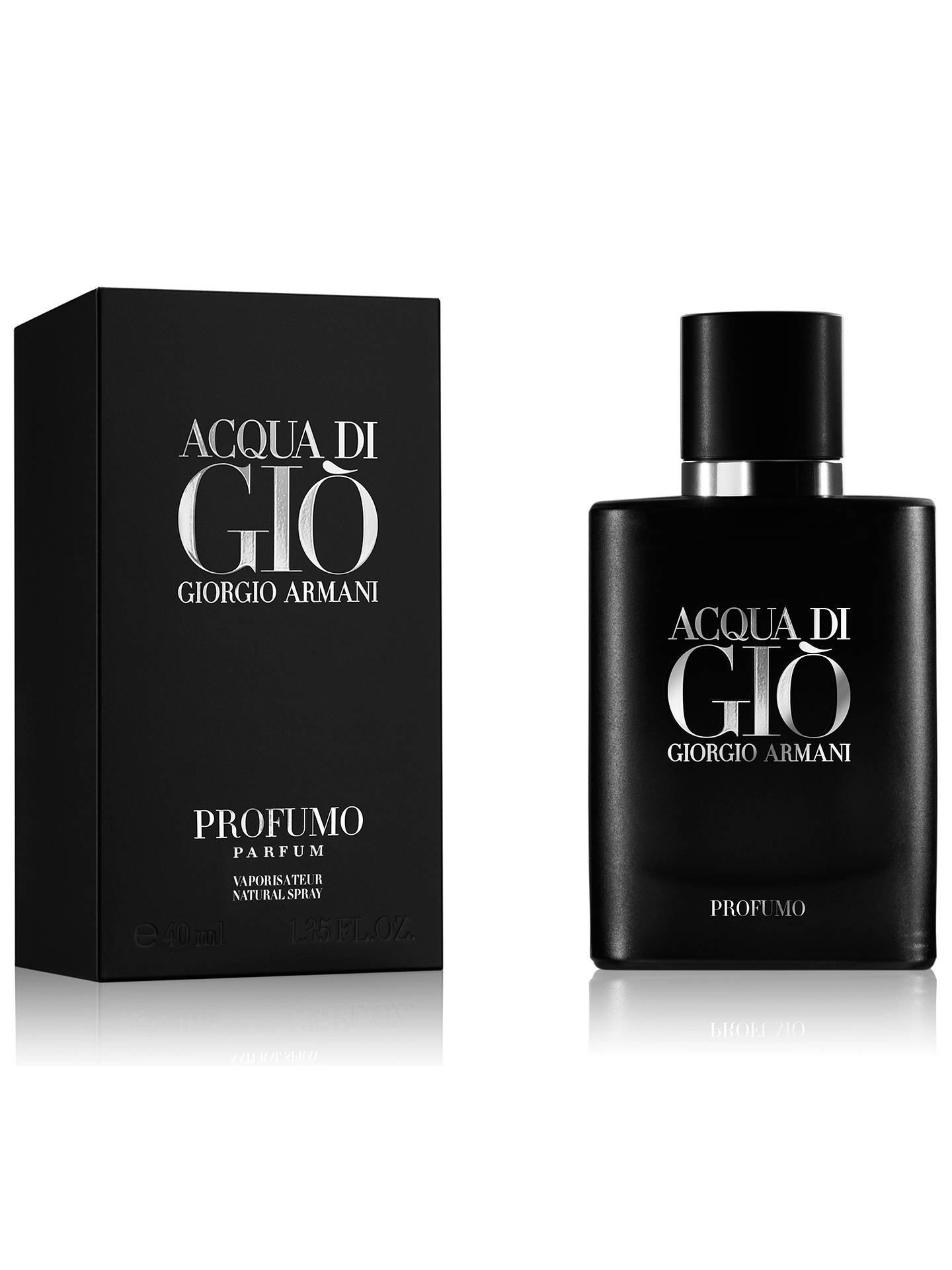 fb1a10a3e26b Giorgio Armani Acqua di Giò Homme Profumo Eau de Parfum at John ...