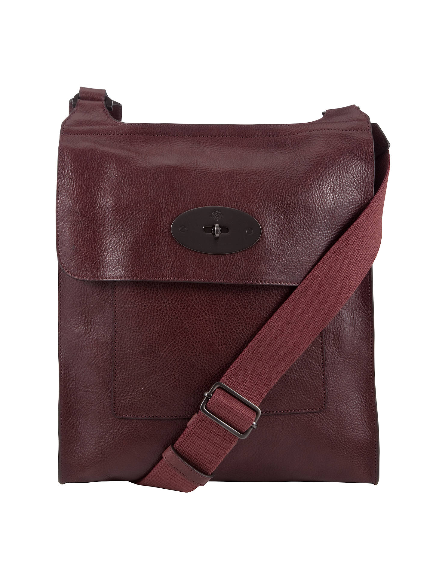97094804f2 Buy Mulberry Antony Leather Messenger Across Body Bag