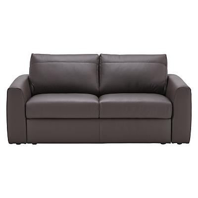 House by John Lewis Finlay II Medium 2 Seater Leather Sofa