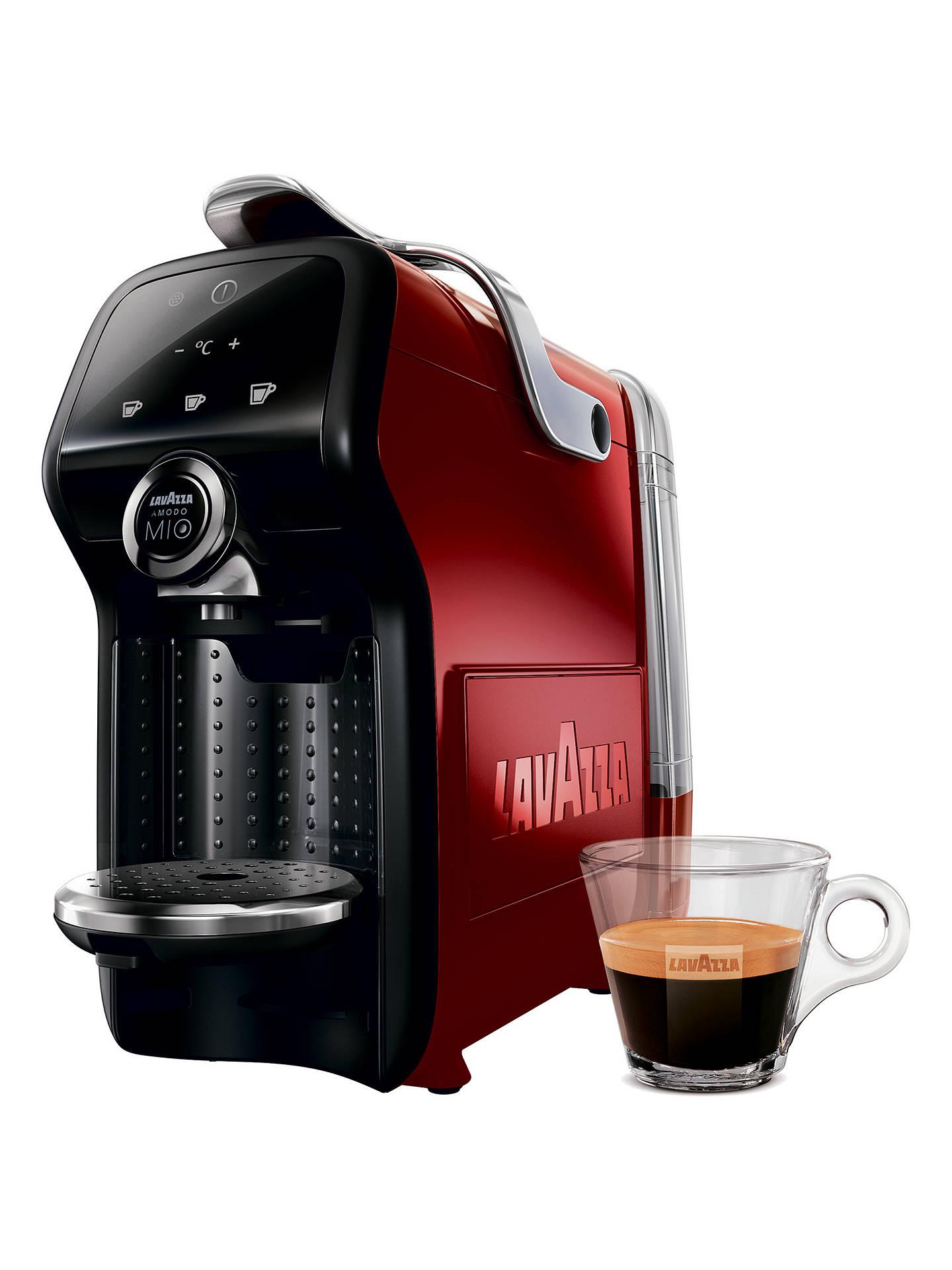 Lavazza A Modo Mio Magia LM6000 Espresso Coffee Machine ...