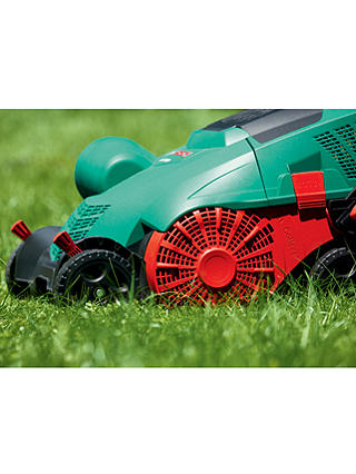 Buy Bosch ALR 900 Lawn Raker Online at johnlewis.com