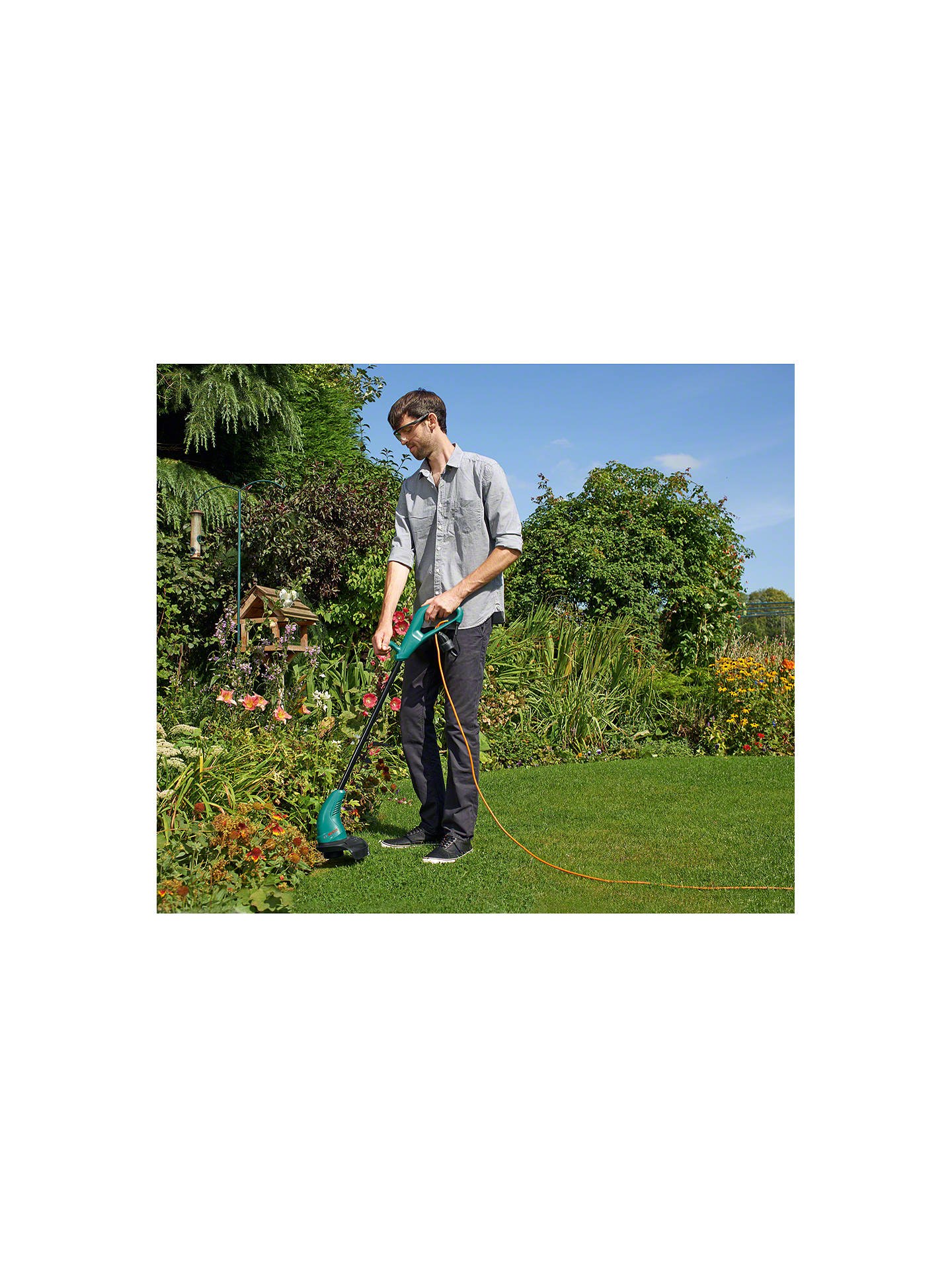 Buy Bosch ART 23 SL Grass Trimmer Online at johnlewis.com