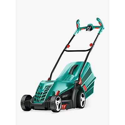 Image of Bosch Rotak 36R Rotary Hand-Propelled Electric Lawnmower