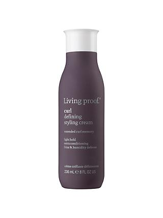 Living Proof Curl Defining Styling Cream, 236ml