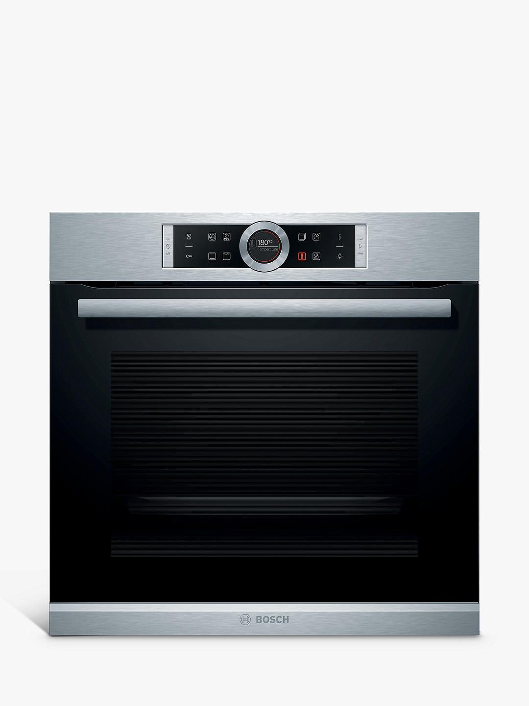 Buy Bosch HBG634BS1B Built-In Single Oven, Stainless Steel Online at johnlewis.com