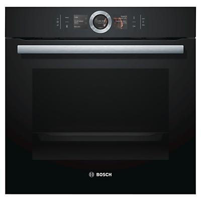 Image of Bosch HBG6764B1B Built-In Single Oven, Black