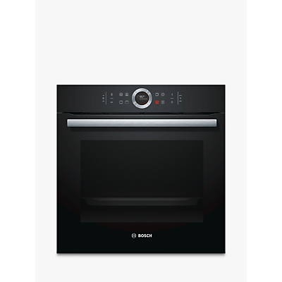 Image of Bosch HBG634BB1B Black Electric Multi-function oven