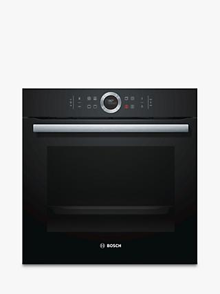 Bosch HBG634BB1B Integrated Single Oven, Black