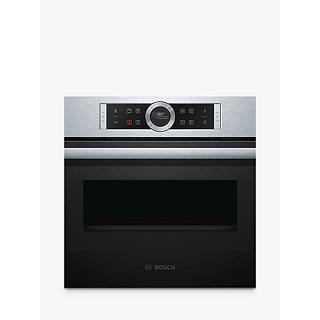 sharp r861slm. bosch cmg633bs1b compact built-in combination microwave oven, stainless steel sharp r861slm