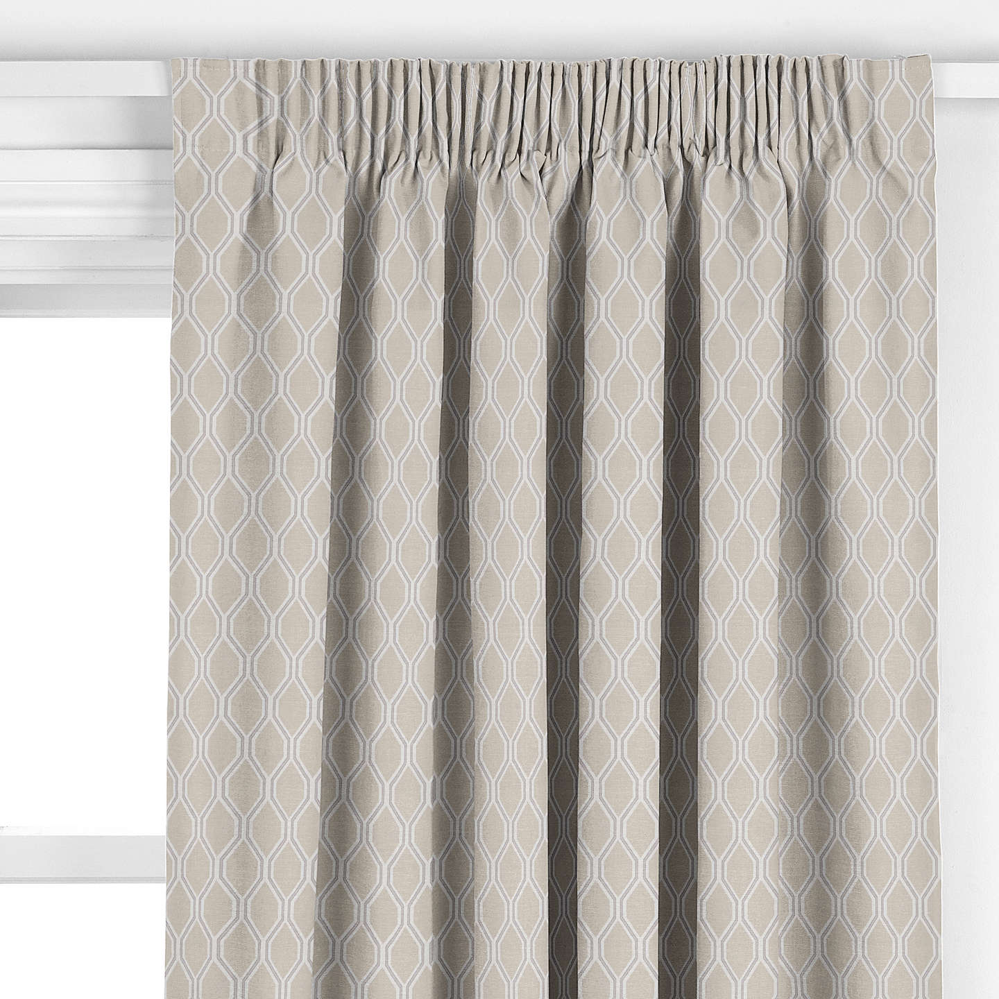 john lewis albany curtain putty at john lewis. Black Bedroom Furniture Sets. Home Design Ideas