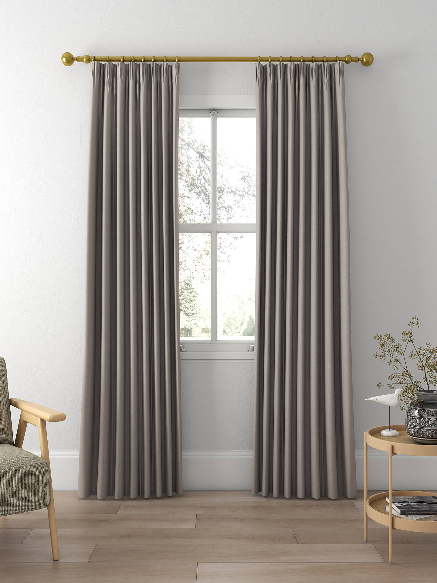 John Lewis Amp Partners Speckled Wool Made To Measure