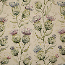 Buy Voyage Thistle Glen Fabric, Spring Online at johnlewis.com