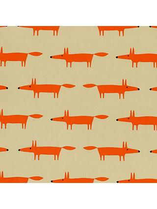 Scion Mr Fox Mini PVC Tablecloth Fabric