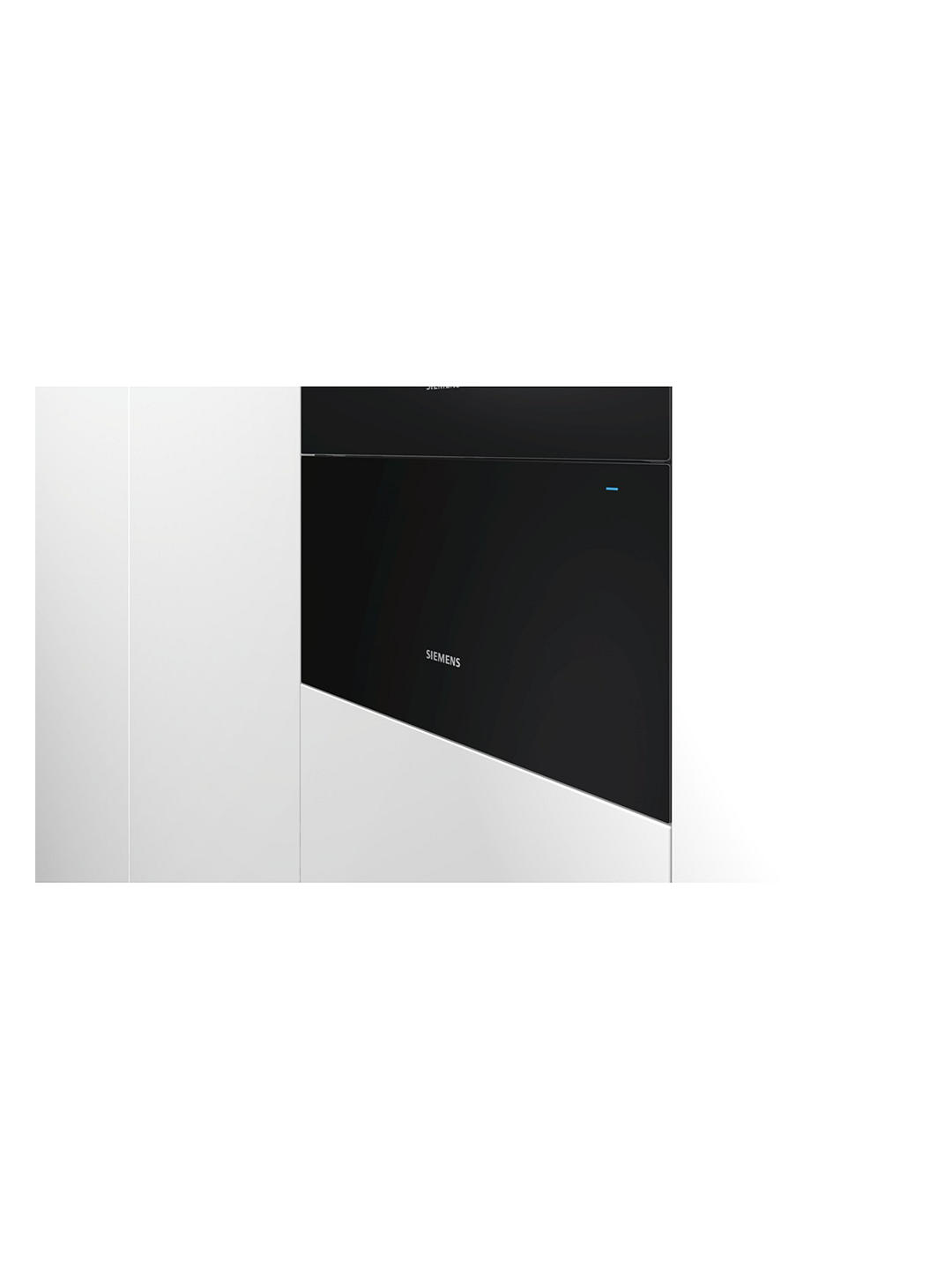 Buy Siemens BI630DNS1B Warming Drawer, Stainless Steel Online at johnlewis.com