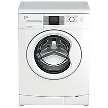 Buy Beko WM7023W Slim Depth Freestanding Washing Machine, 7kg Load, A+++ Energy Rating, 1200rpm Spin, White Online at johnlewis.com