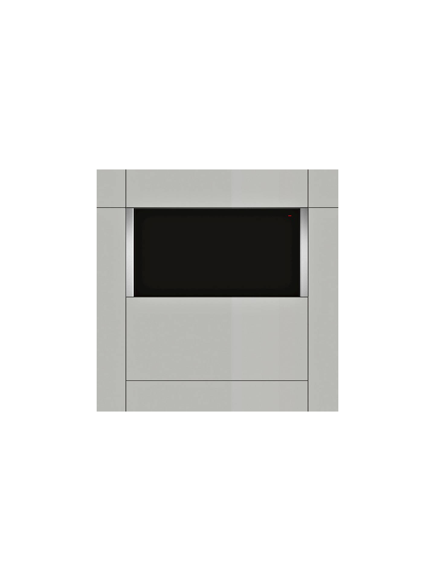 BuyNeff N17HH20N0B Warming Drawer, Stainless Steel Online at johnlewis.com