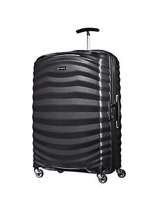 Samsonite Lite-Shock 4-Wheel 75cm Large Suitcase