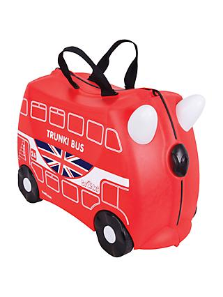 Trunki Boris The Bus, Red
