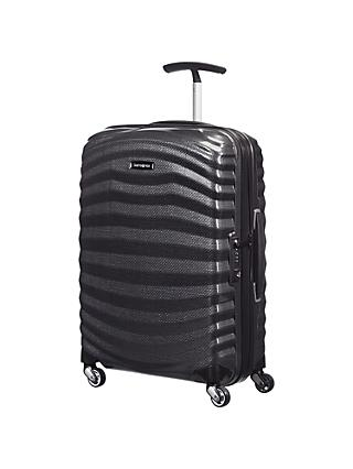 Samsonite Lite-Shock 4-Wheel 55cm Cabin Suitcase
