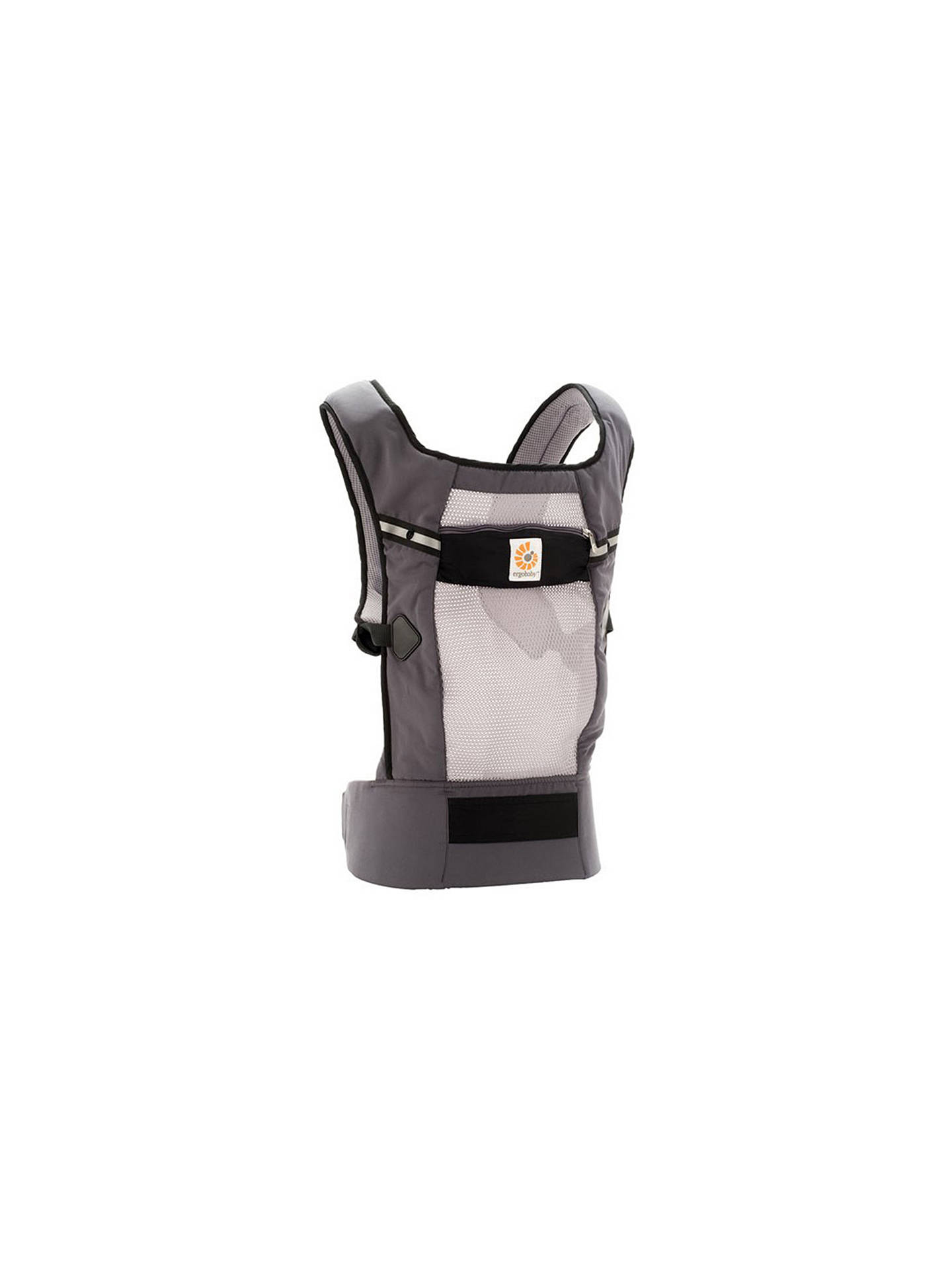 Ergobaby Performance Ventus Baby Carrier Graphite At John Lewis