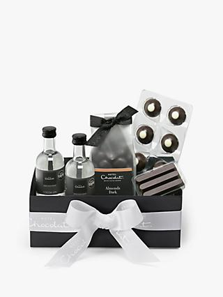 Hotel chocolat john lewis hotel chocolat the gin collection 175g negle Gallery