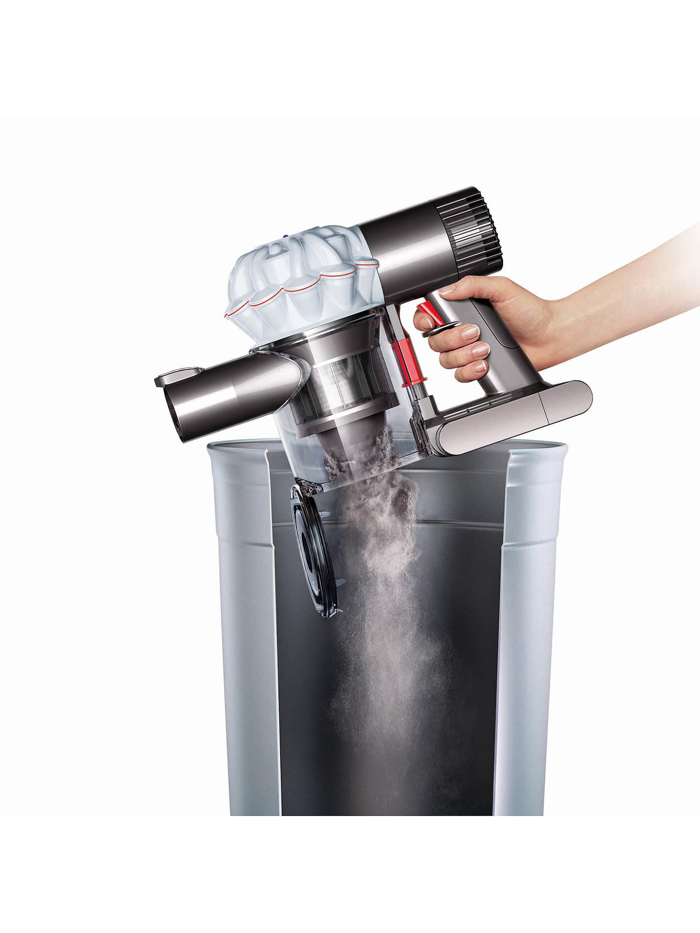 Dyson V6 Cordless Vacuum Cleaner At John Lewis Amp Partners