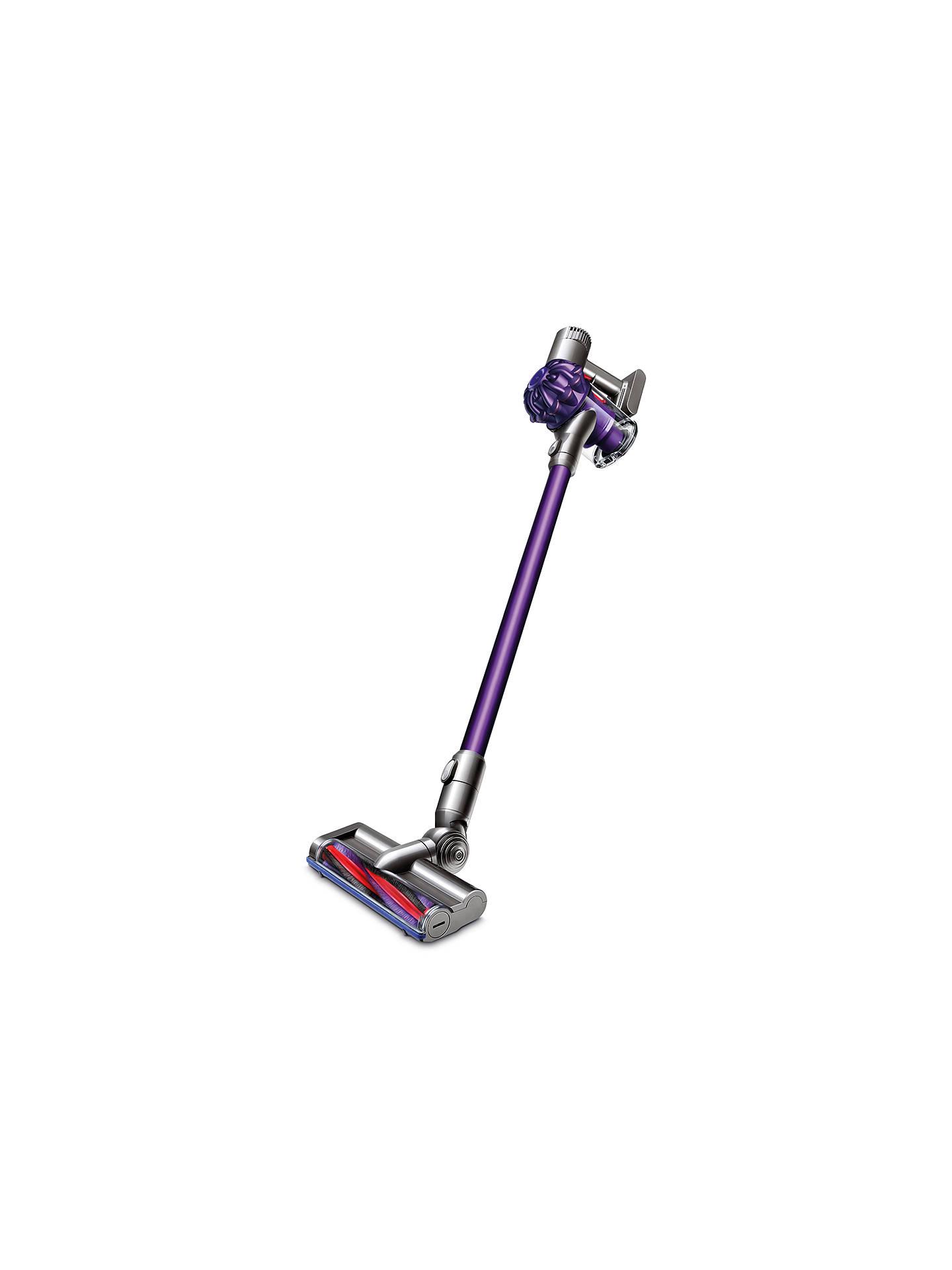 Dyson V6 Animal Cordless Vacuum Cleaner, Purple
