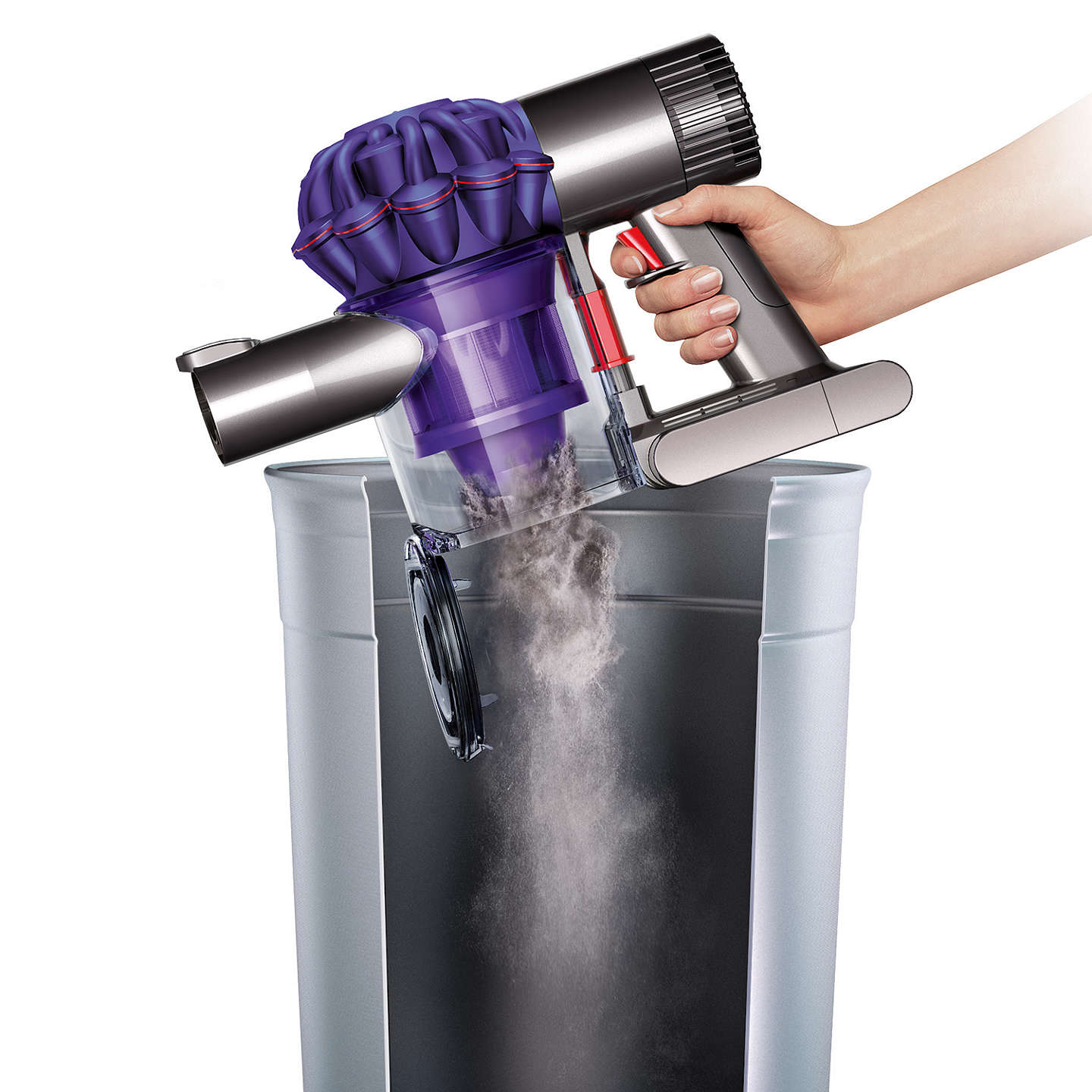 BuyDyson V6 Animal Cordless Vacuum Cleaner Online at johnlewis.com
