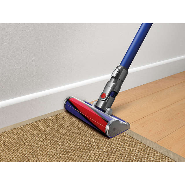 carpet vacuum cleaner. buydyson v6 fluffy cordless vacuum cleaner online at johnlewis.com carpet t