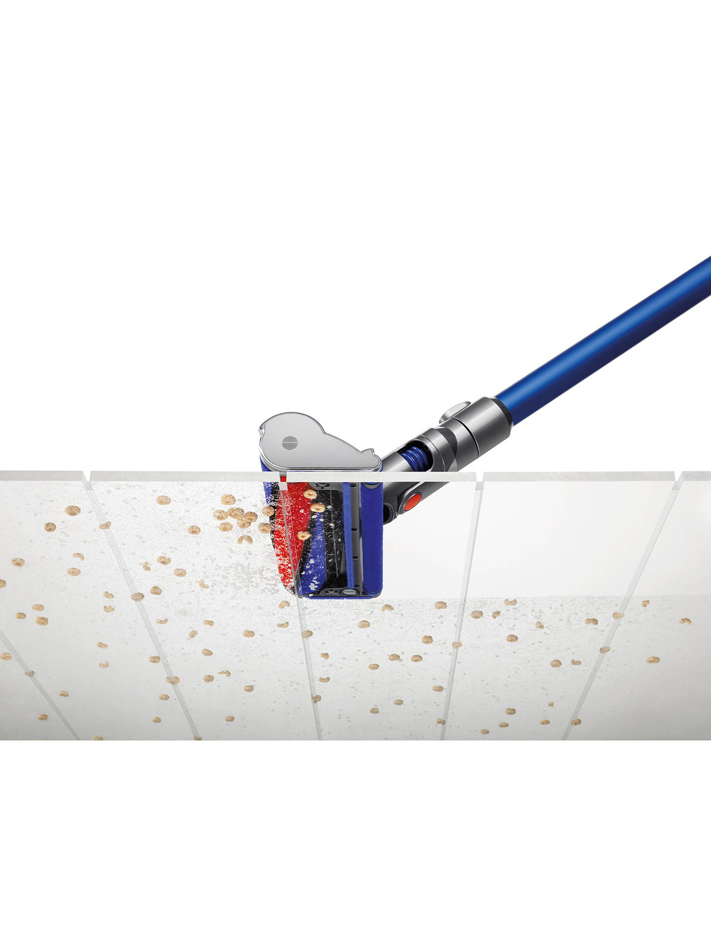 Dyson V6 Fluffy Cordless Vacuum Cleaner At John Lewis