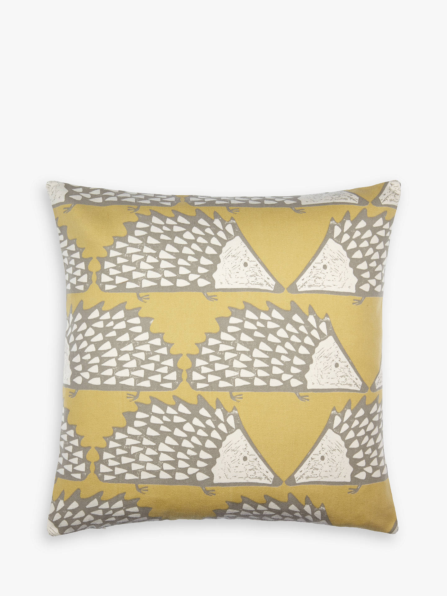 Buy Scion Spike Cushion, Honey Online at johnlewis.com