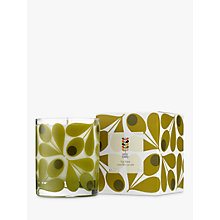 Buy Orla Kiely Fig Tree Scented Candle, 200g Online at johnlewis.com