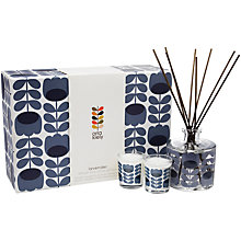 Buy Orla Kiely Ultimate Lavender Candle and Diffuser Gift Set Online at johnlewis.com