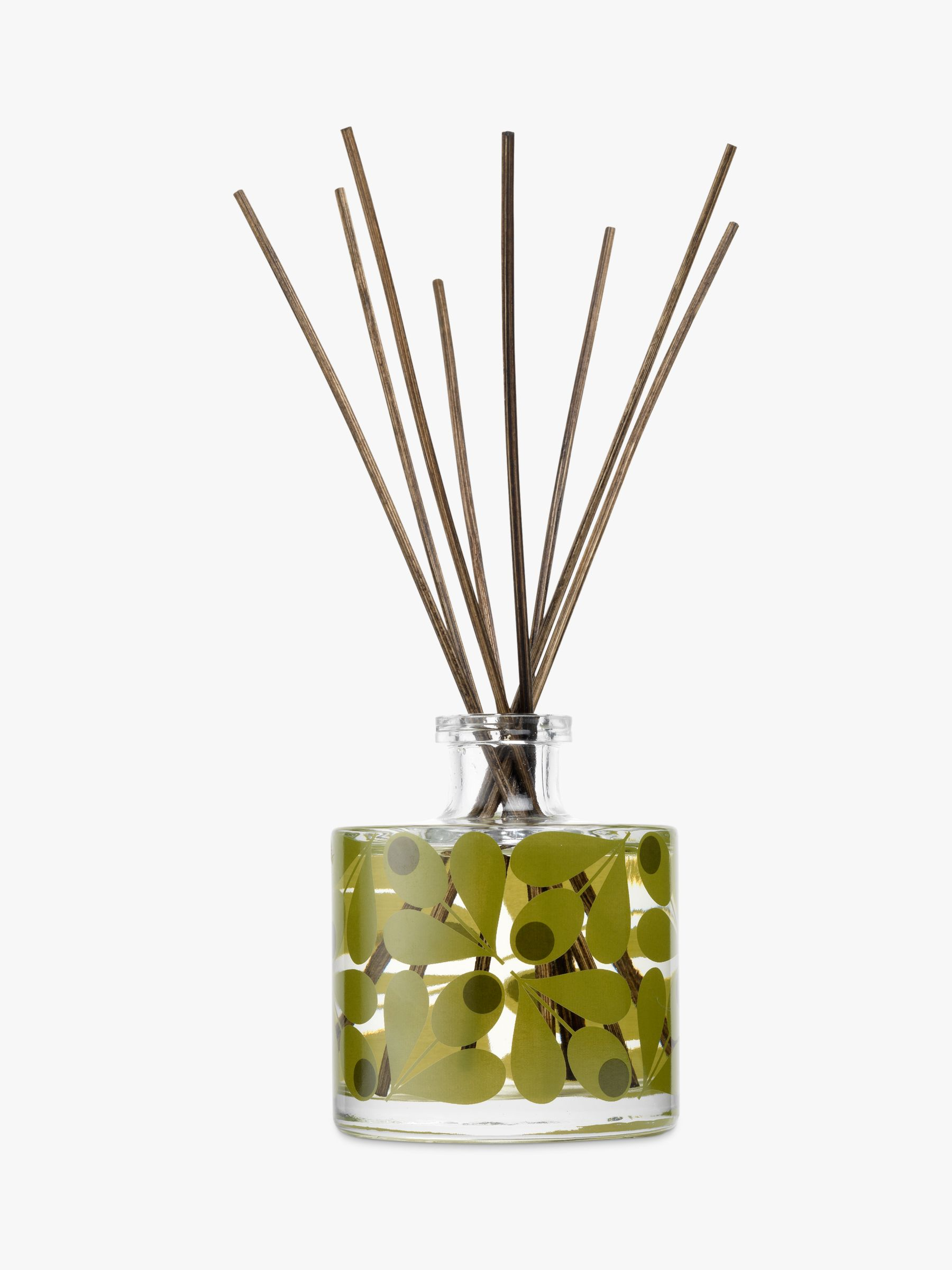 Orla Kiely Orla Kiely Fig Tree Scented Reed Diffuser, 200ml