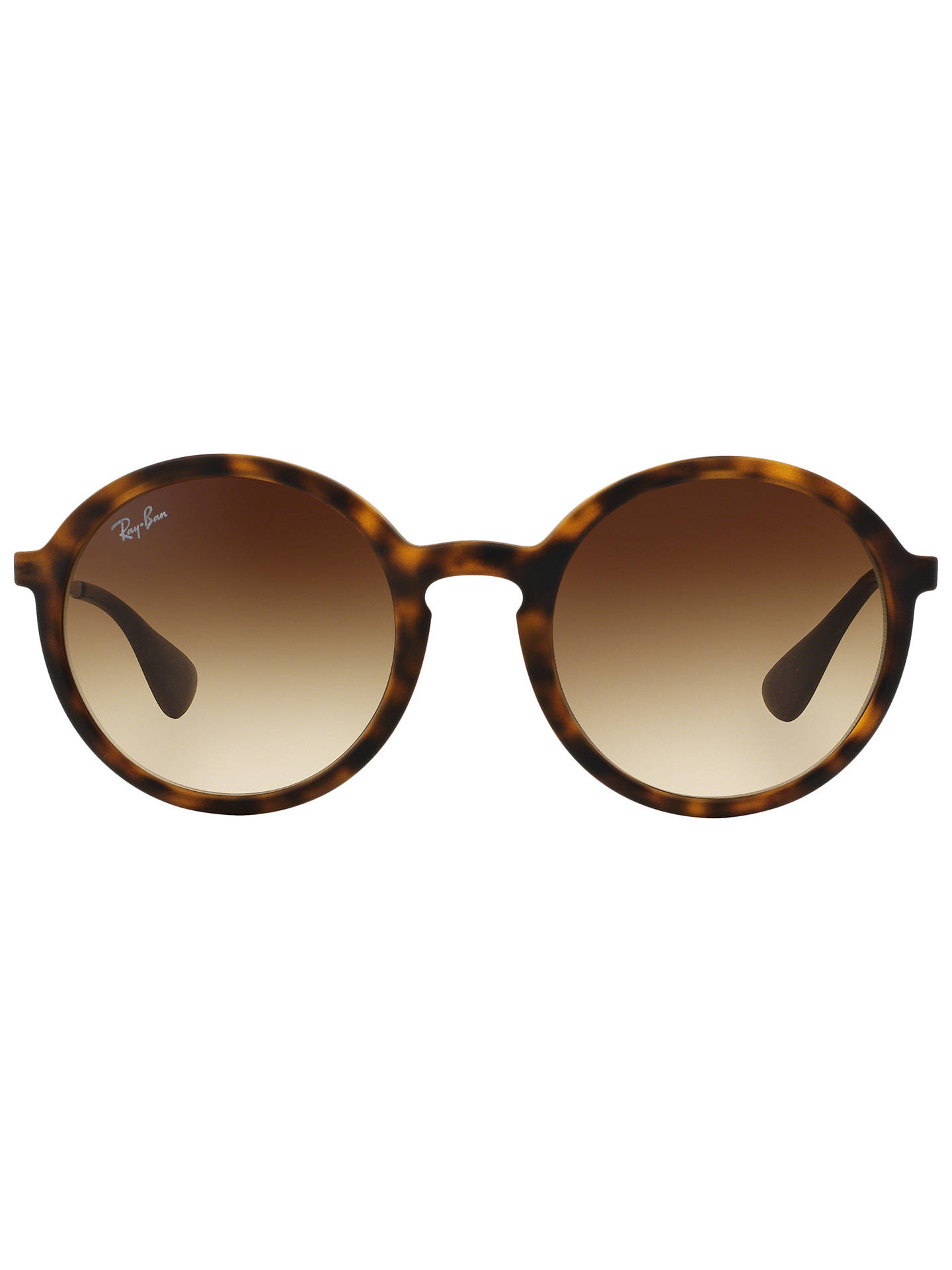 8d25ee0ae9b59 Ray-Ban RB4222 Oval Sunglasses at John Lewis   Partners