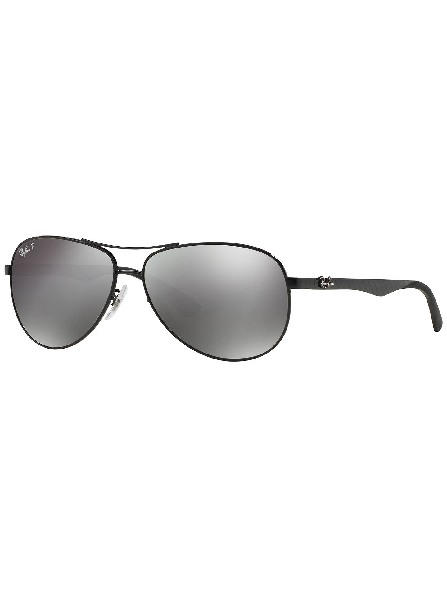 4b40abd48d BuyRay-Ban RB8313 Polarised Carbon Fibre Pilot Sunglasses